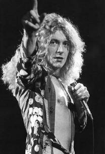 Robert Plant BW